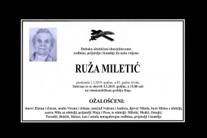 Ruza Miletic